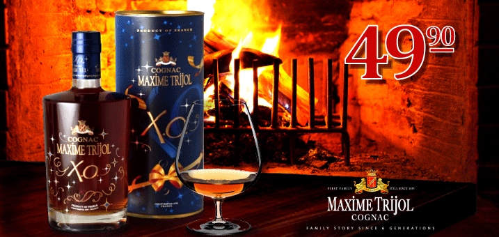 Maxime Trijol XO Celebration (tuubis) 40% 50CL