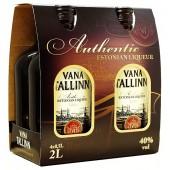 VANA TALLINN 40% 0,5 L PET 4-PAKK