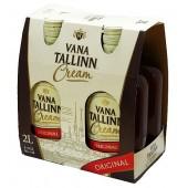 VANA TALLINN CREAM LIQUEUR 16% 4x0,5L PET