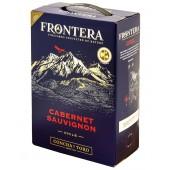 Frontera Cabernet Sauvignon Concha y Toro 12% 300cl BIB