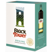Black Tower Dry Riesling 12% 300cl BIB