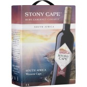 Stony Cape Ruby Cabernet Cinsault 13% 300cl BIB
