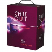 Chill Out Shiraz 13,5% 300cl BIB