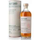 ARRAN QUARTER CASK SINGLE MALT SCOTCH WHISKY 56,2% 70CL TUUBIS
