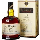El Dorado 15Y Old Special Reserve Rum 43% 70CL