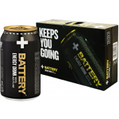 Battery Energy Drink 33CL x 24