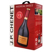 J.P. Chenet Medium Sweet Red 11,5% 300cl BIB