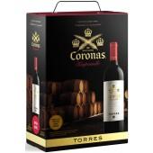 Torres Coronas Tempranillo 14% 300cl BIB