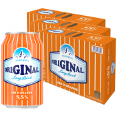 HARTWALL ORIGINAL LONG DRINKORANGE 5,5% 33CL prk x 72