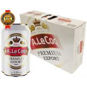 A. Le Coq Premium 5,2% 33CL prk x 24