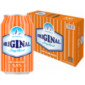 HARTWALL ORIGINAL LONG DRINK ORANGE 5,5% 33CL purk EE