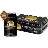 Crowmoor Dry Apple Cider 4,7% 33CL prk x 24