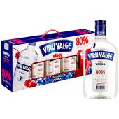 VIRU VALGE 80% 10X50CL PET