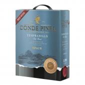 Conde Pinel Tempranillo 12,5% 300cl BIB